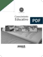 Conocimiento Educativo
