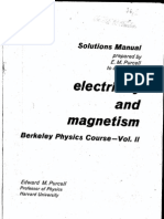 167210466 Edward Purcell Solution Manual Electricity and Magnetism