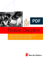 Toolkit on Positive Discipline Final