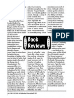 1997 Issue 3 - Book Reviews on Books by Henty and McGrath - Counsel of Chalcedon