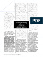 1997 Issue 3 - The Sympathy of Jesus