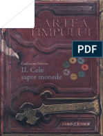 141889829 Guillaume Prevost CARTEA TIMPULUI 02 Cele Sapte Monede 2007