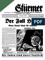 Der Stürmer - 1937 - Nr. 27