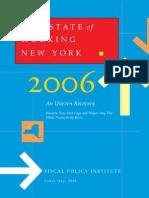 State of Working Newyork 2006