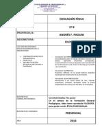 Planificación FILOSOFÍA 1°B - EF - 2014 - PAOLINI