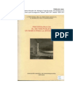 Fernendez Liria Et Al (1997) Psicoterapias en El Sector Público, AEN Texto Completo