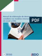 Manual IFRS e USGAAP