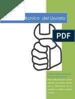 Manual Tecnico Tecnico en Informatica Programación