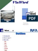word presentation