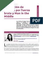 Prevención de Ataques Por Fuerza Bruta y Man in the Middle