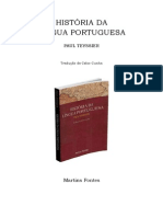 TEYSSIER HistoriaDaLinguaPortuguesa
