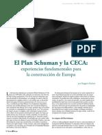 El Plan Schuman y La CECA