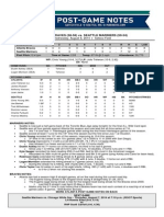 08.06.14 Post-Game Notes