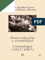 Aguilar Casas, Elsa y Pablo Serrano Alvarez - Posrevolucion y Estabilidad (INHER)
