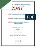 92518528 Monografia Marketing Electronico