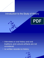Views and Approaches in History