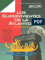Atienza Juan Los Supervivientes de La Atlantida