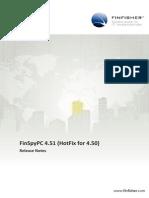 Gamma - FinSpyPC 4.51.Release Notes