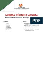 NT 40_2014 - SPDA