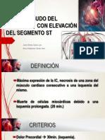 Infarto Agudo Del Miocardio Con Elevación Del Segmento