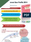 Slide for Internet User Profile 2014-Present