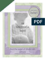 Formato Photo Album Para Bebes