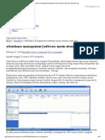 Attendance Management [Software Mesin Absensi Sidik Jari] _ Thepenks Bg