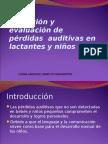 Audiometría de Refuerzo Visual (VRA)