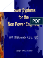 PowerSystems Introduction for Non Engineer