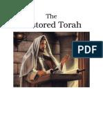 The Restored Torah