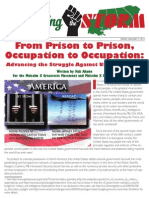 NTS Leaflet - From Prison to Prison, Occupation to Occupation