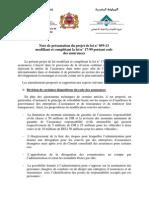 Avant Projet Loi 059 13 Fr Takaful