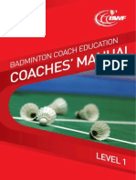 Coaches Manual - Level 1 - Low Res - 30-1-12