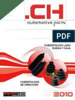 Catálogo Machetas