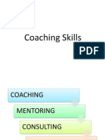 Coaching Skillsl
