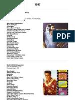 Elvis 1997 - Time-life Collection - Volume 3 - Movie Magic
