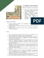 Guía de lectura de La Celestina