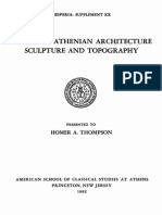 Studies in Athenian Architecture