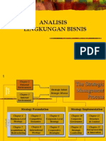 Analisis Lingkungan Bisnis
