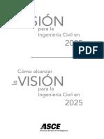 La Visión de La Ingeniería Civil 2025