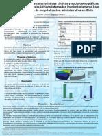 0911_descripcion Caracteristicas Clinicas y Sociodemograficas de Pacientes Psiquiatricos Internados Involuntariamente Bajo Hospitalizacion Administrativa