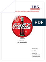 Modified Final Report of SDM on Coca Cola
