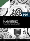 Lp Hr Marketing Career Templates