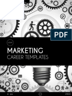 Lp Hr Marketing Career Templates