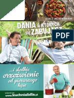 Dania Ze Schabu i Lososia Kuchnialidla