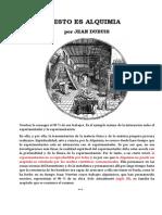 Esto Es Alquimia - Jean Dubuis