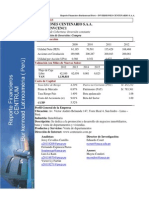 Inversiones Centenario