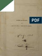 Zoé Gatti de Gamond - Fourier, o Sea, Explanación Del Sistema Societario