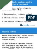 Prezentare Flexmls - ANEVAR