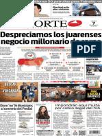 Periódico Norte edición del día 7 de agosto de 2014